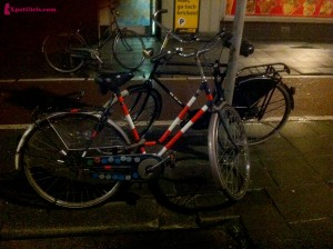 My old bike that got stolen 3 months ago and I now found it locked on a street corner…shall I steal it back?