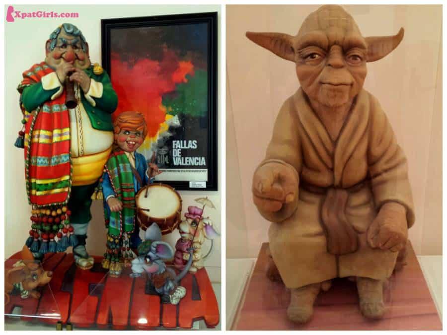 Yoda is my favorite