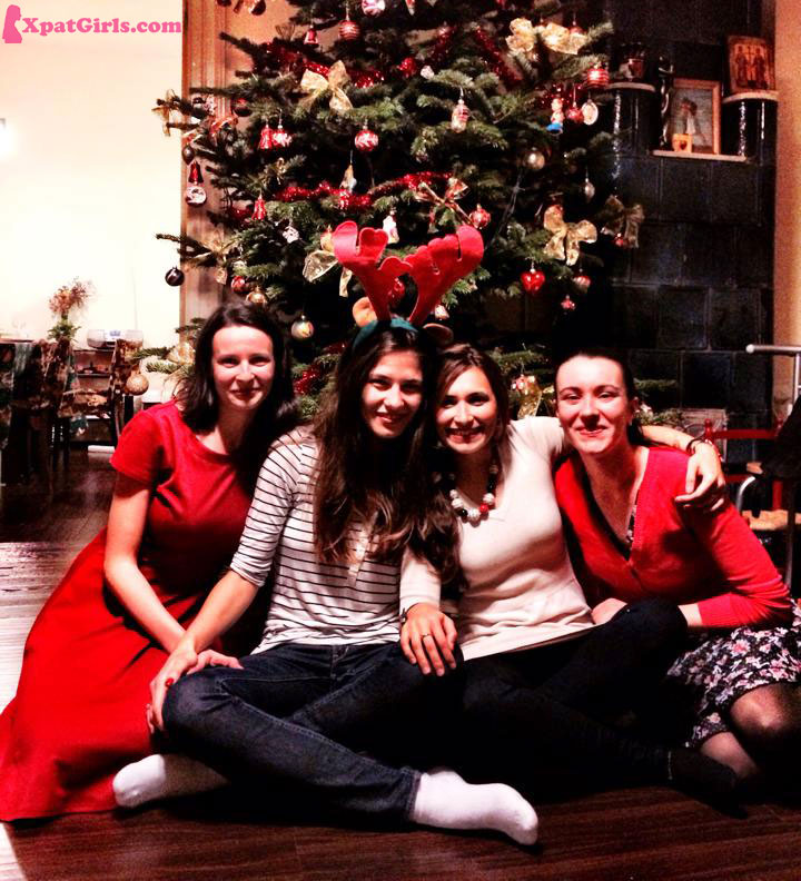 Christmas with my cousins