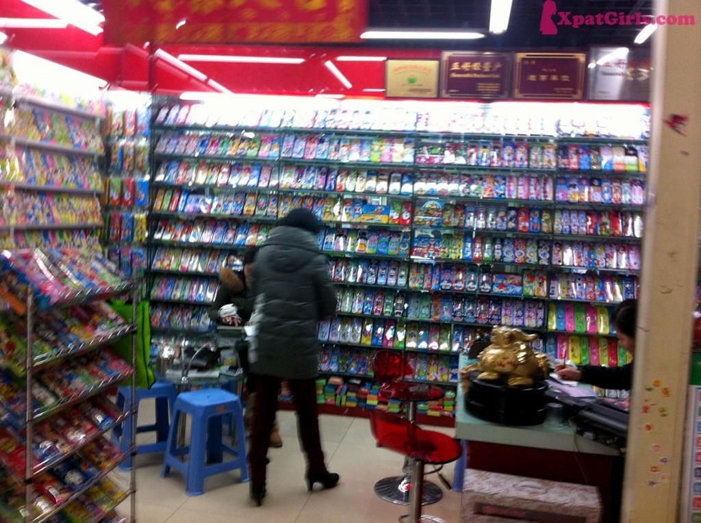 Futian market