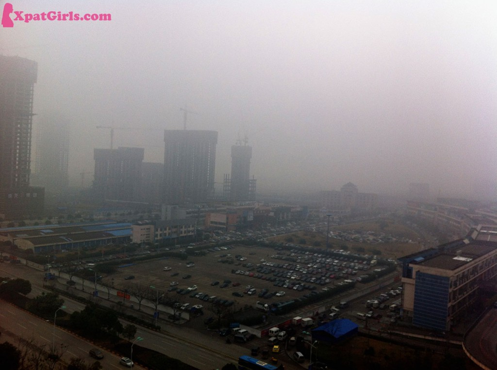 Polluted Yiwu