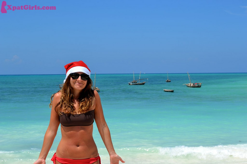 Christmas in Zanzibar