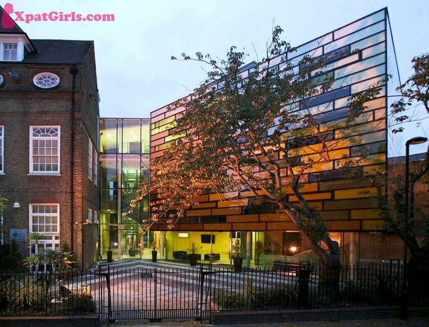 Primary school in South London