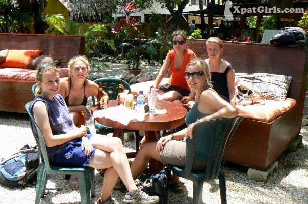 Costa Rica-the volunteers