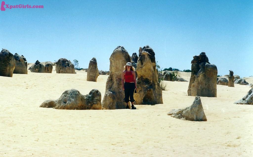 Oz- the Pinnacles desert