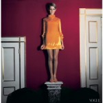 Cecil Beaton, Vogue 1967, Twiggy