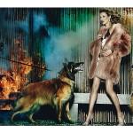 Mario Testino, Allure Magazine, August 2013, Kate Moss