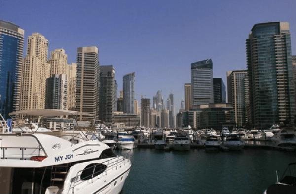 Dubai Marina (harbor)