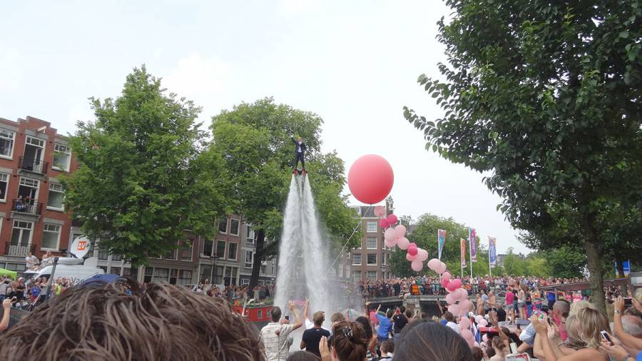 Water-stunts