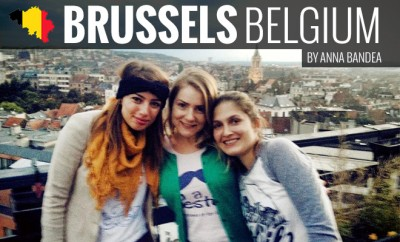 Brussels Belgium by Anna Bandea