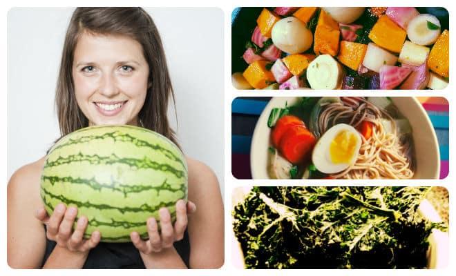 Junk food nation VS health nut