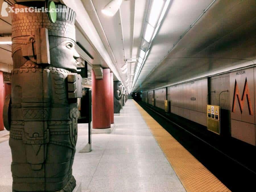 Museum Subway Station copy
