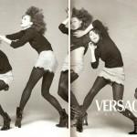 Richard Avedon, Versace, 1996, Kate Moss