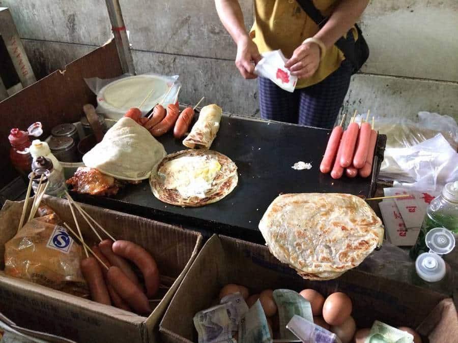 Jian bing guo zi 煎饼果子
