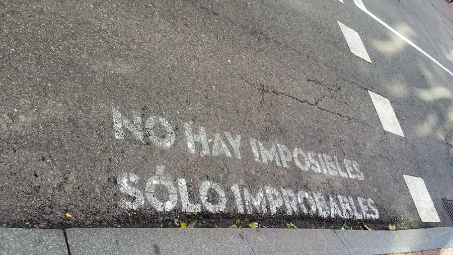 There is no impossible, only improbable